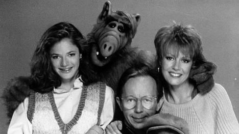 Alf-sarja oli 1980-luvun suosikki.
