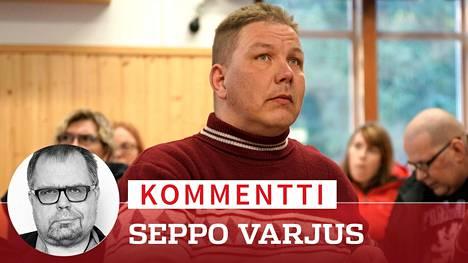 Juha Mäenpää tuskin saa syytettä eduskunnassa tapahtuneesta kiihottamisesta kansanryhmää vastaan, mutta tapaus korostaa jälleen perussuomalaisten eroa muihin, mikä on puolueelle sekä etu että haitta.
