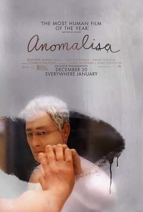 Anomalisa on palkittu useilla arvosteluilla elokuva-alan palkinnoilla.