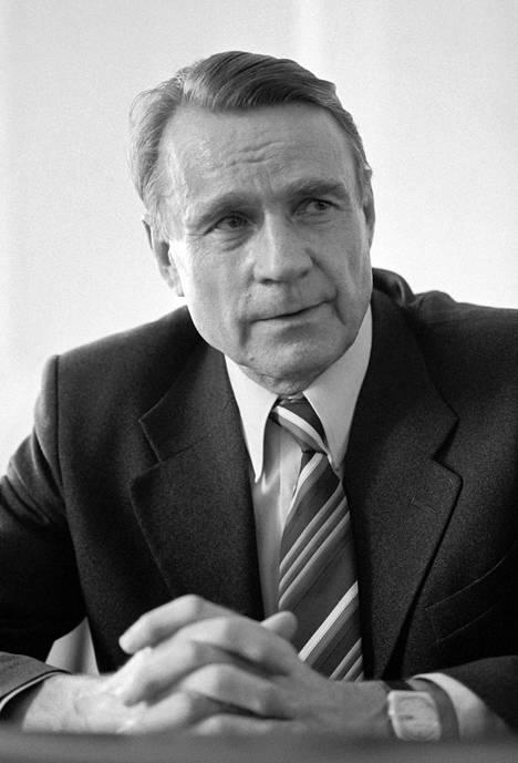 Presidentti Mauno Koivisto menehtyi 12. toukokuuta.