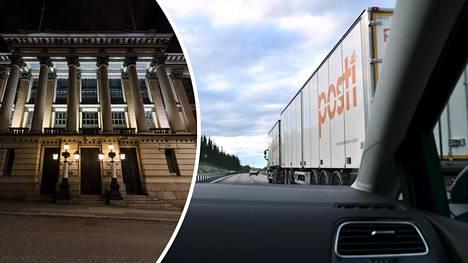 Kansallisarkisto ilmoitti, ettei se käytä enää Postia kaukolainojen kuljettamiseen.