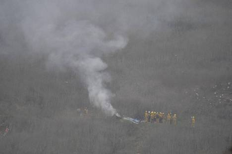 Onnettomuus tapahtui Calabasissa.