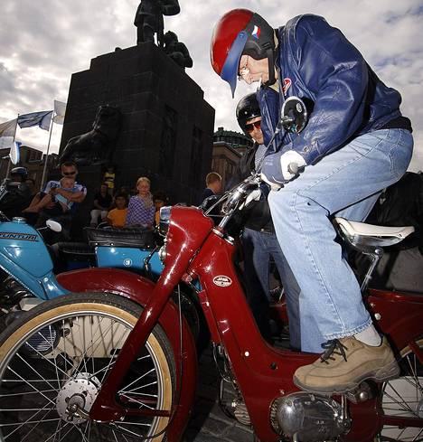 Näin 2006: Hasse Enholm polkaisi Jawansa käyntiin.