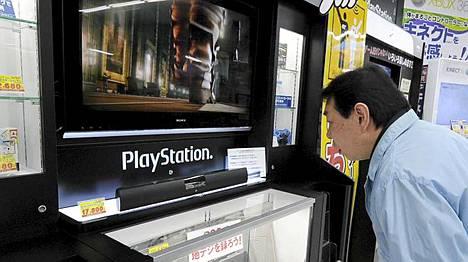 Sony sulki Playstation verkkopalvelun viime kuussa tietomurron vuoksi.