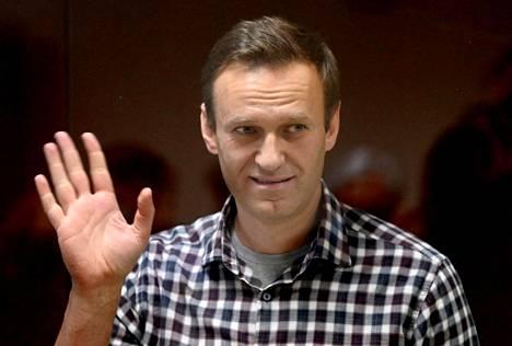 Aleksei Navanyin vankeustuomio sinetöitiin lauantaina moskovalaisessa valitustuomioistuimessa. Hän joutuu istumaan noin 2,5 vuotta vanhan petostuomionsa nojalla.