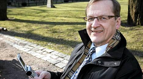 Matti Makkonen keksi tekstiviestin.