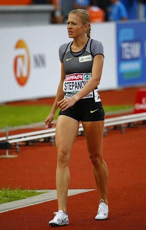 Julia Stepanova sanoo törmänneensä Venäjän dopingjärjestelmään jo vuonna 2007.