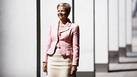 Kirsi Komi on valittu Veikkauksen hallituksen puheenjohtajaksi.