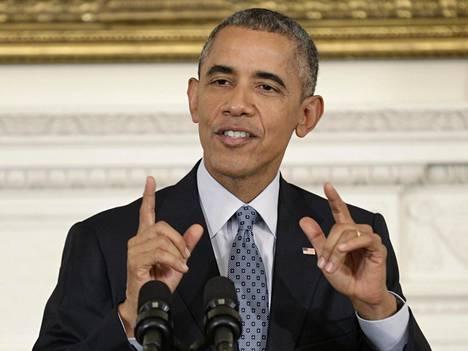 Obamalle TTP-sopimus on kenties tärkein asia Aasian-ulkopolitiikassa.