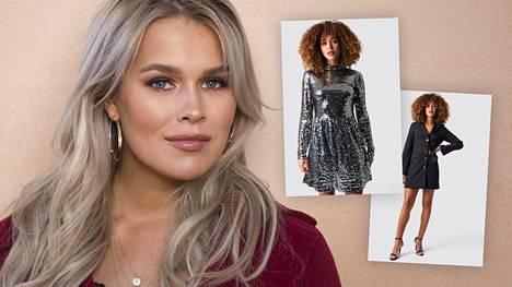 Sara Sieppi suunnitteli oman malliston ruotsalaiselle vaatemerkille – tältä vaatteet näyttävät