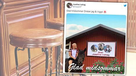 Ruotsin ravipiireissä kohua aiheuttanut epäilty pahoinpitely tapahtui perjantai-iltana, hotelli Tylösandissa Halmstadissa. Kuvan baarijakkara ei liity tapaukseen.