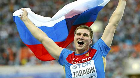 Dmitri Tarabin