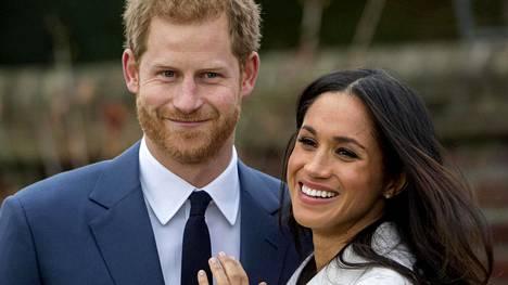 Prinssi William ei pitänyt siitä, miten nopeasti herttuatar Meghanin ja prinssi Harryn suhde eteni.