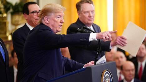 Trumpin virkarikossyytteiden käsittelyn uskotaan kestävän useita viikkoja tai kuukausia.