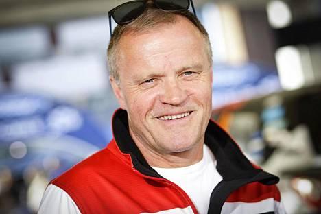 Toyotan tallipomo Tommi Mäkinen on Kimi Räikkösen ystävä.