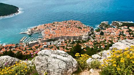 Dubrovnik on trendikäs kaupunkikohde.