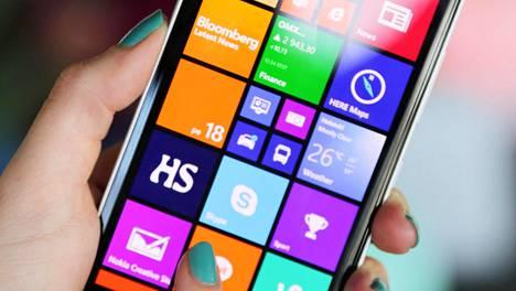 Vain noin 20 prosenttia Windowsin puhelimista pyörittää uusinta, Windows 10 Mobile OS -käyttöjärjestelmää.