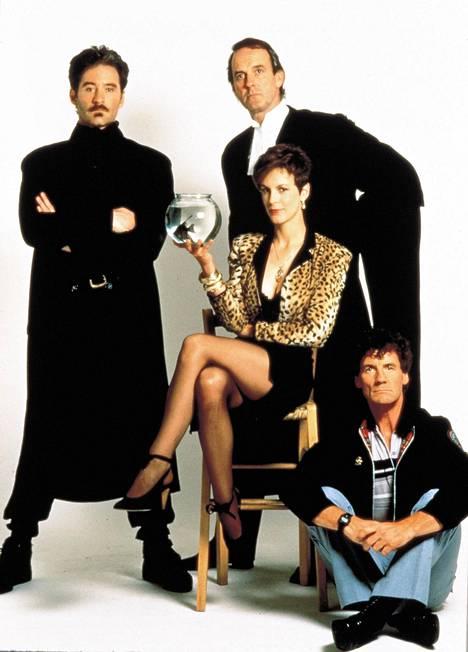 Kala nimeltä Wanda on rakastettu brittikomedian klassikko. Jamie Lee Curtis sai rinnalleen Kevin Klinen, John Cleesen ja Michael Palinin.