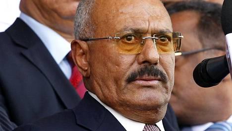 Jemenin entinen presidentti Ali Abdullah Saleh on kuollut.