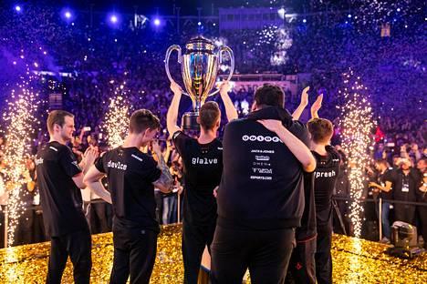 Astralis voitti toista kertaa peräkkäin CS:n Major-mestaruuden. Finaalissa kaatui suomalainen ENCE 2–0-tuloksella.