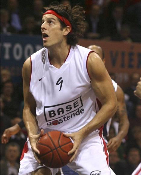 Sebastien Bellinin koripalloura pääsarjatasolla on jo päättynyt.
