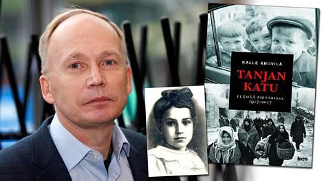 Kalle Kniivilä tapasi Tanja Savitshevan entisellä kotikadulla nykyisin asuvia pietarilaisia ja kirjoitti heistä kirjan.