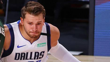 Luka Doncic on noussut nopeasti NBA:n tähtikaartiin.