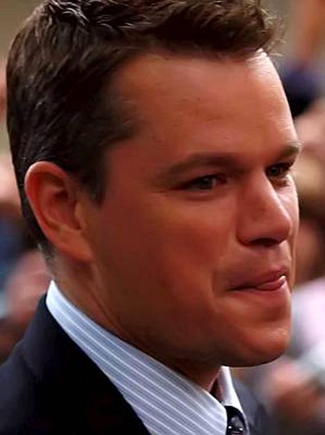 Matt Damonia kiinnostaa laatuaika perheen kanssa enemmän kuin salilla käyminen.
