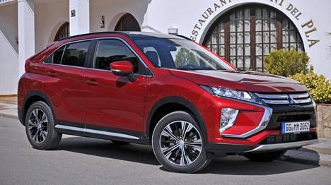 Ilta-Sanomat tutustui Mitsubishin uutuuteen puoli vuotta sitten Espanjassa. Nyt on jo lähtöhintakin tiedossa.