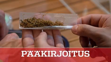 Kannabis on monin tavoin ongelmallinen huumausaine.