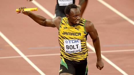Bolt ja Jamaika hallitsivat taas pikaviestiä.
