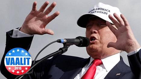Trump on kiistänyt kaikki ahdisteluväitteet.