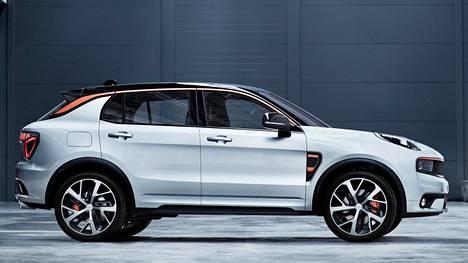 """Siinä se on: Lynk & Co 01. Ei olisi ihme, jos seuraavien mallien nimet olisivat 02, 03 ja niin edelleen. Kuultuaan nimen ensimmäisen kerran Volvon pääjohtaja Håkan Samuelsson ajatteli, että """"onhan se erilainen."""""""