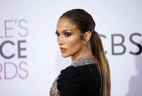Jennifer Lopez juhli hiljattain 50-vuotissyntymäpäiväänsä.
