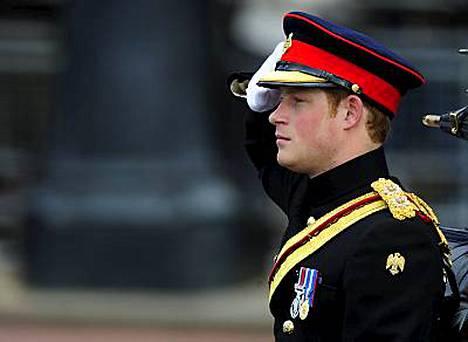 Prinssi Harryllä kerrotaan olevan uusi tyttöystävä.