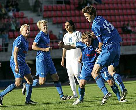 TamU juhli Ratinassa 2-1-voittoa Buducnostista viime viikolla. Tänään tamperelaiset pelaavat montenegrolaisten vieraana Mestarien liigan ensimmäisen karsintakierroksen toisen osaottelun.