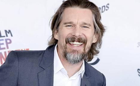 Ethan Hawke nähdään Stockholm-rikoskomedian pääosassa.