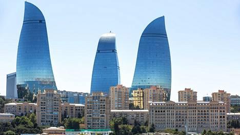 Vuoden matkabloggaaja vuodelta 2015 paljastaa, että muun muassa Azerbaidžanin pääkaupunki Baku ei ollut matkakohde parhaimmasta päästä.