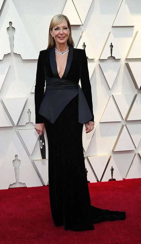 Oscar-palkittu näyttelijä Allison Janney.