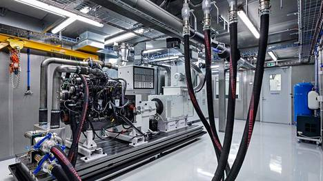 Proventian modulaariset testausyksiköt ja -keskukset soveltuvat sähkö- ja polttomoottoreiden, voimalinjojen ja akustojen kehitykseen ja testaukseen.