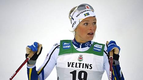 Frida Karlssonin kesätreeneihin tulee tauko.