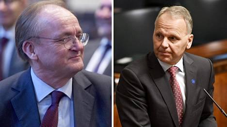 Antti Herlinin maatilan tuet olivat 400 000 euroa. Maa- ja metsätalousministeri Jari Leppä (kesk) sai tukea 116 000 euroa.