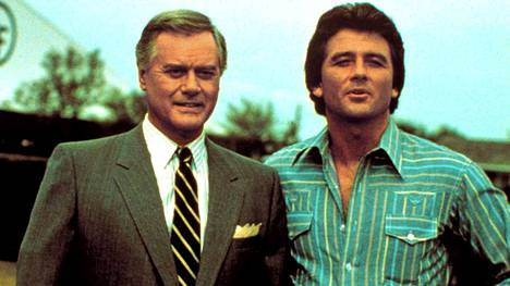 J.R. ja Bobby Ewing tulivat katsojille tutuiksi Dallas-ohjelman kautta jo vuonna 1978.