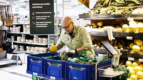 Hedelmien ja kasvispakasteiden suosio kasvaa tammikuussa 20 prosenttia, S-ryhmä kertoo.
