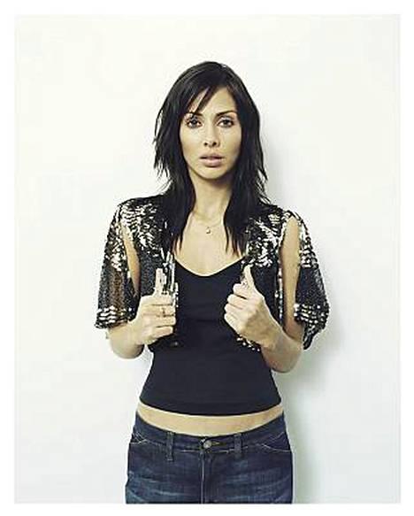 Natalia Imbruglia, 34, tykkää olla sinkku.