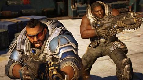 Neljä taitavaa pelaajaa tuhosi uransa Gears 5 -pelissä asiattomalla käytöksellään.