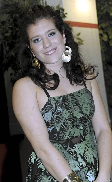 Suomea Eurovision-laulukilpailussa edustaa Pernilla Karlsson.