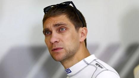 Vitali Petrov vetäytyi F1-tuomaristosta murhenäytelmän jälkeen. Kuva on vuodelta 2014.
