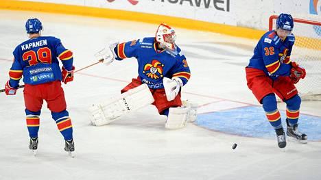 Jokerit hävisi Dinamo Riikalle maalein 5–6.