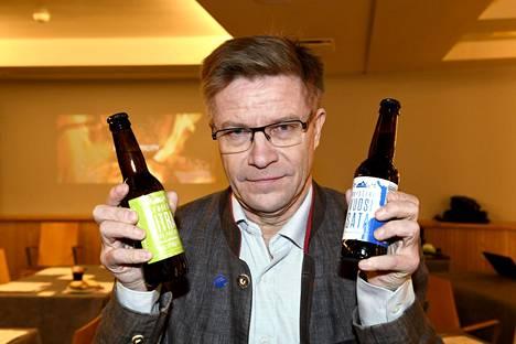 Pekka Kääriäinen on Lammin Sahdin perustaja ja Veljesapu-Perinneyhdistys ry:n puheenjohtaja.